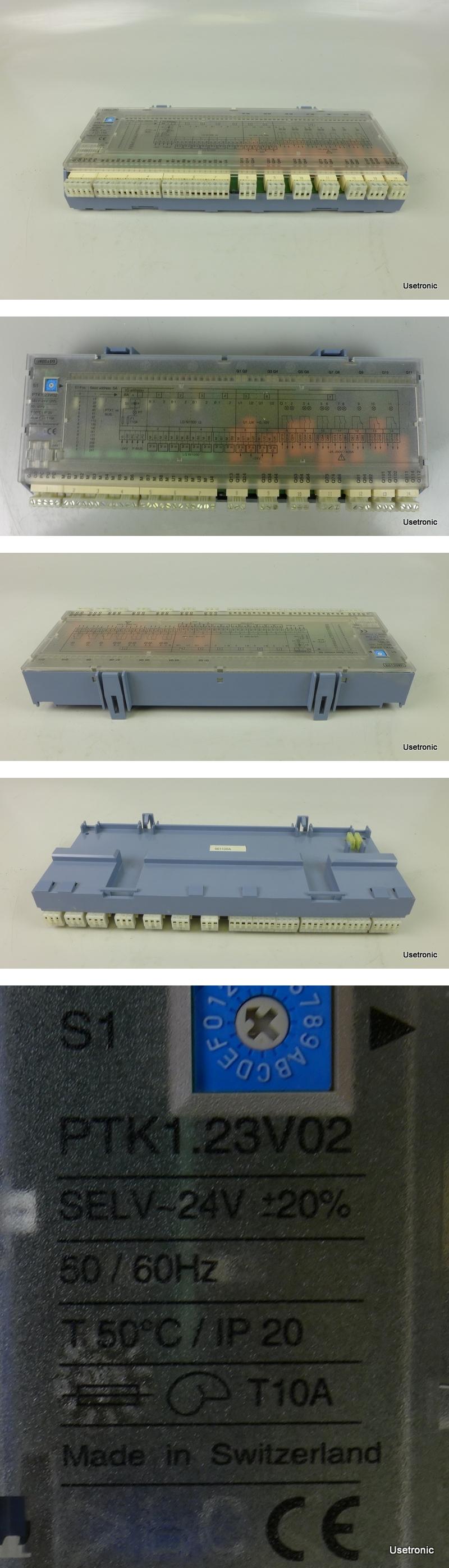 Siemens Landis Gyr PTK1.23