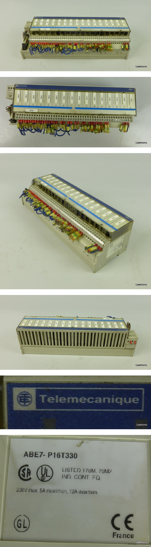 Telemecanique ABE7 P16T330