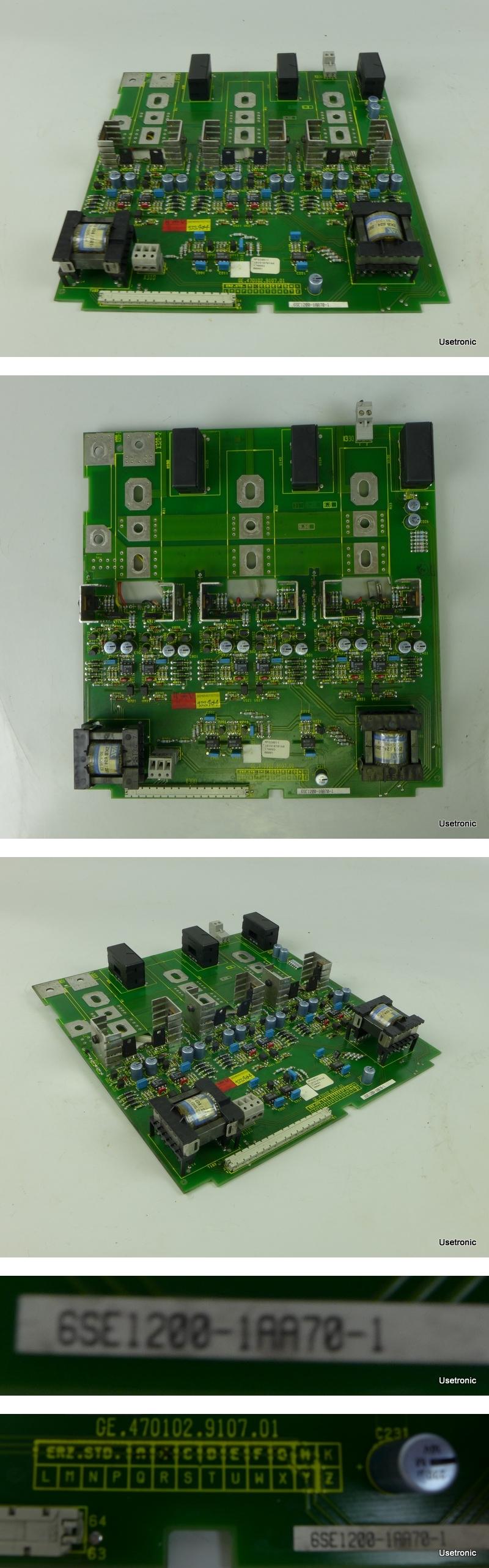 Siemens 6SE1200 1AA70 1