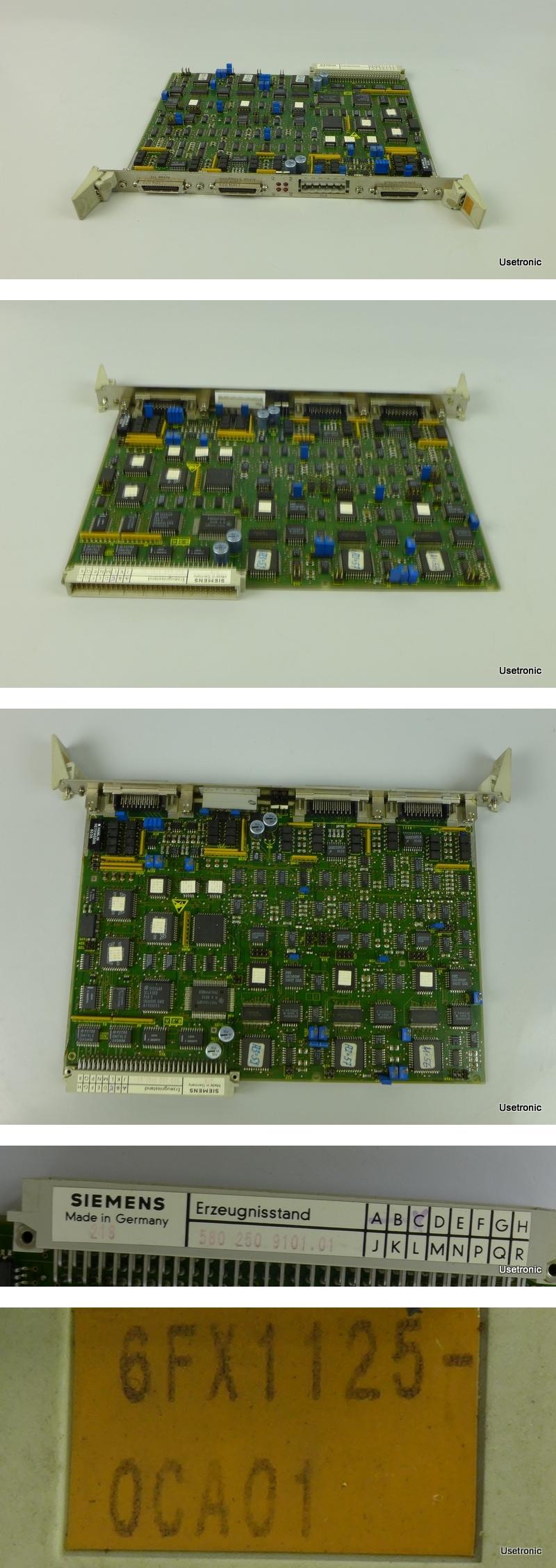 Siemens 6FX1125-0CA01