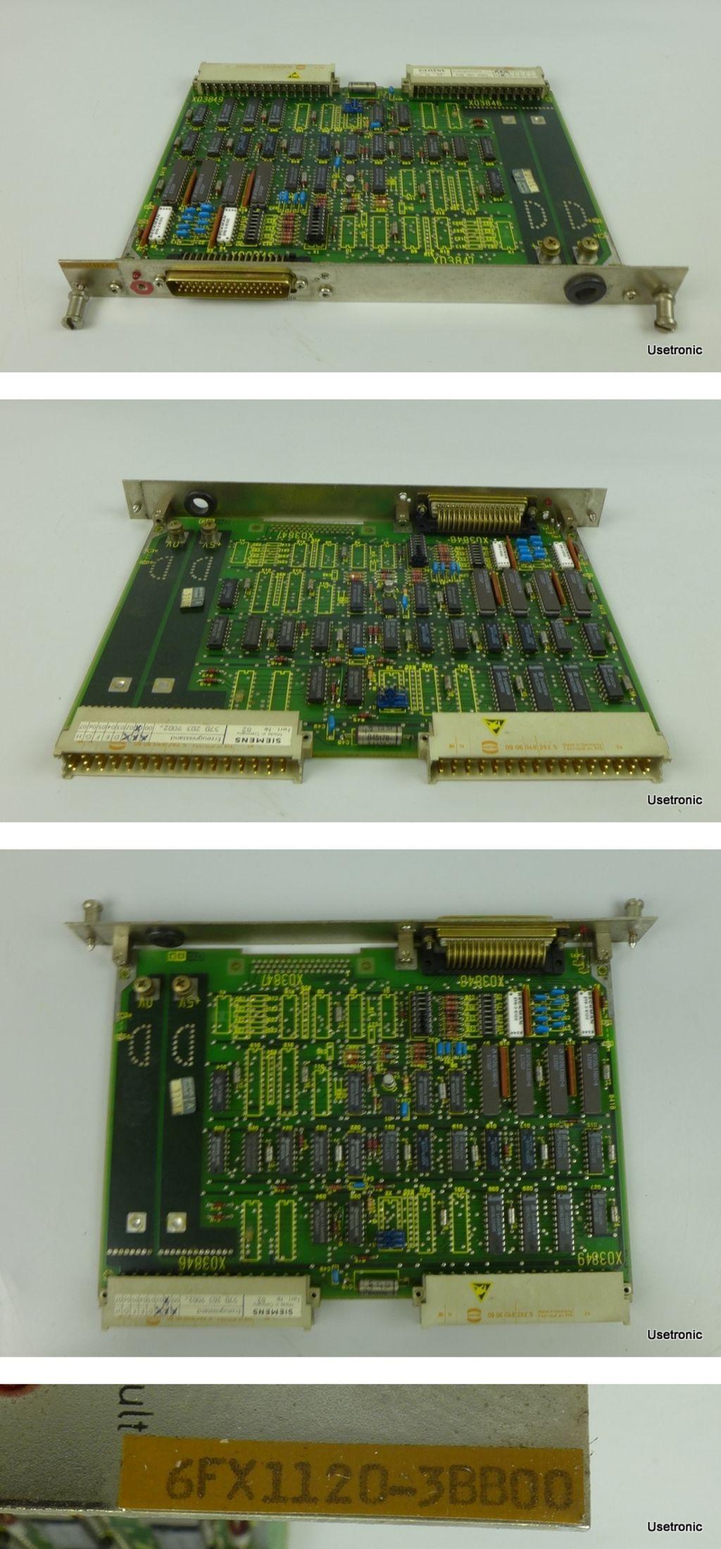 Siemens 6FX1120-3BB00