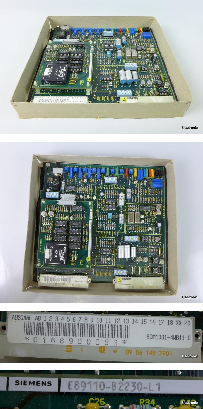 Siemens 6DM1001-4WB11-0