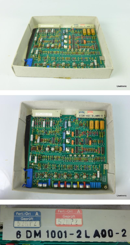 Siemens 6DM1001-2LA00-2