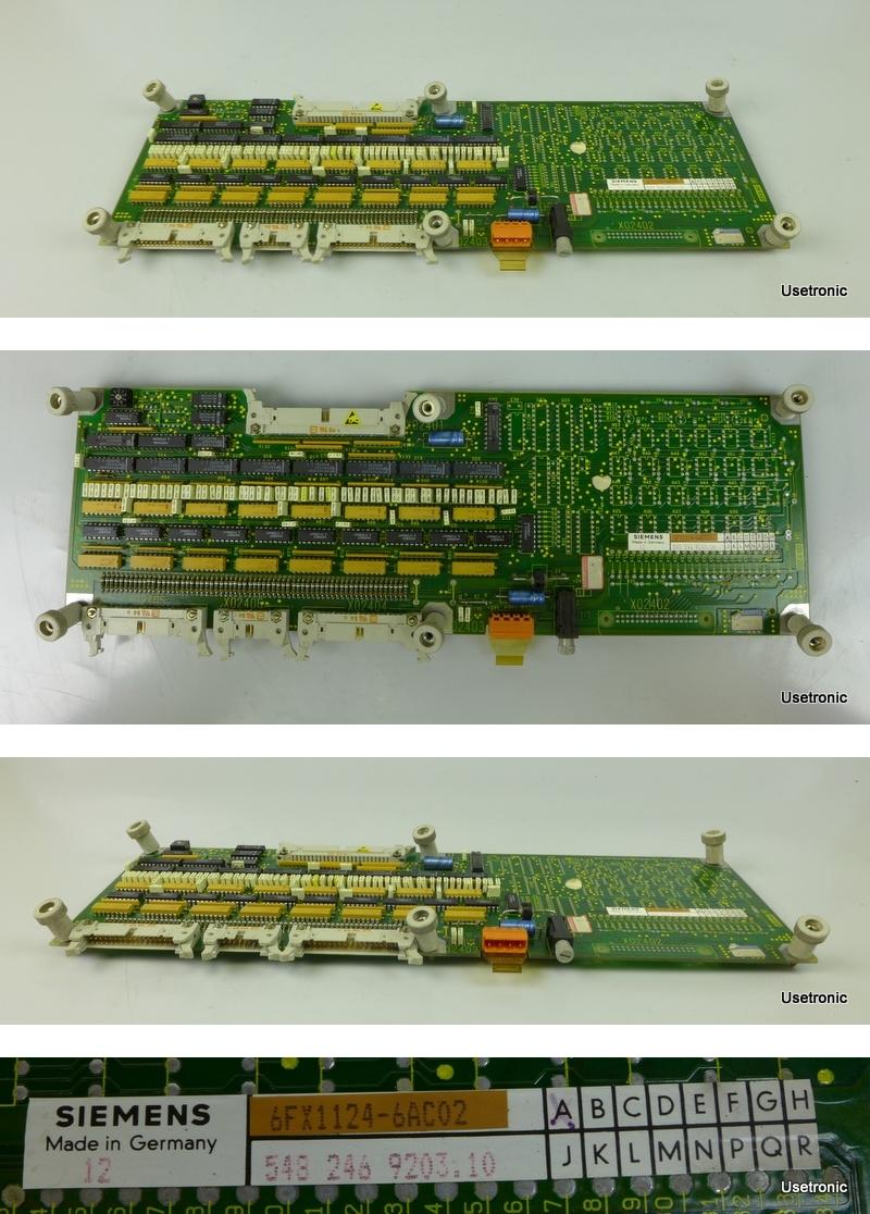Siemens 6FX1124-6AC02