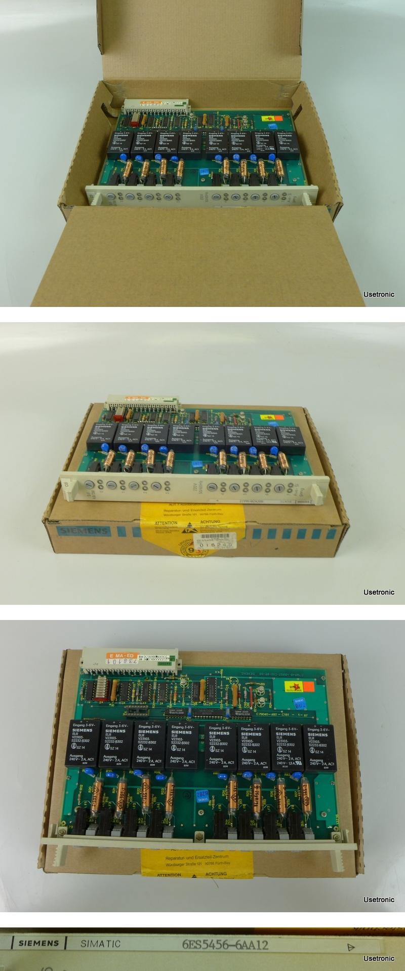 Siemens 6ES5456-6AA12