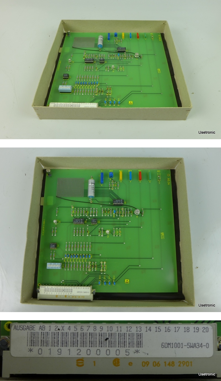 Siemens  6DM1001-5WA34-0
