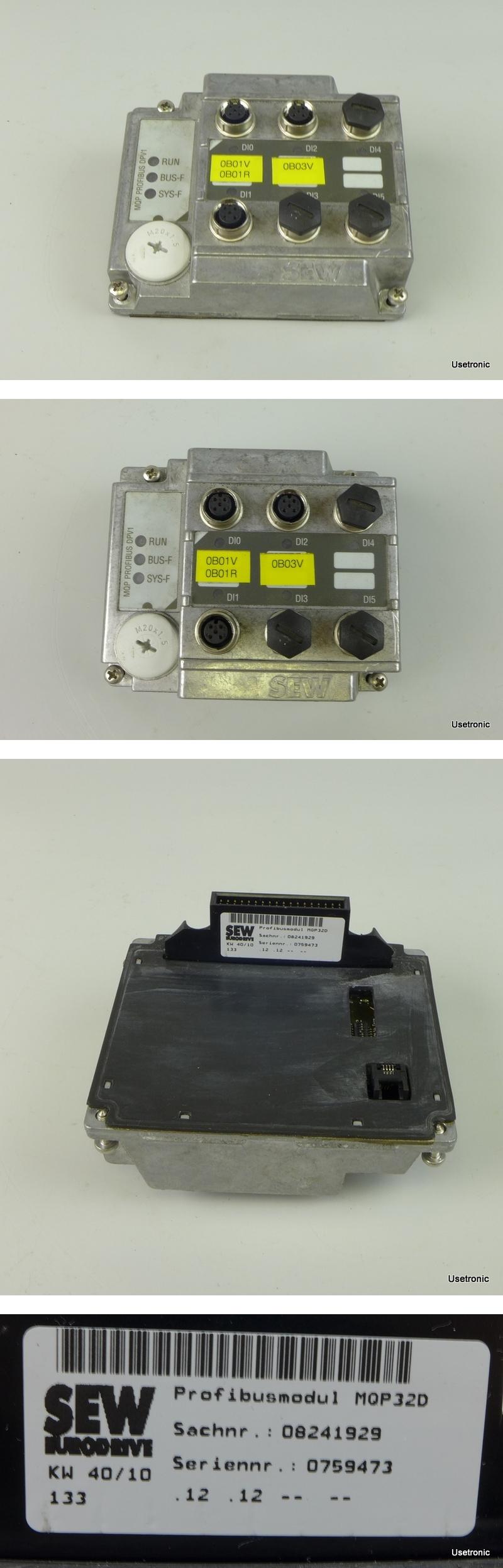 SEW MQP32D