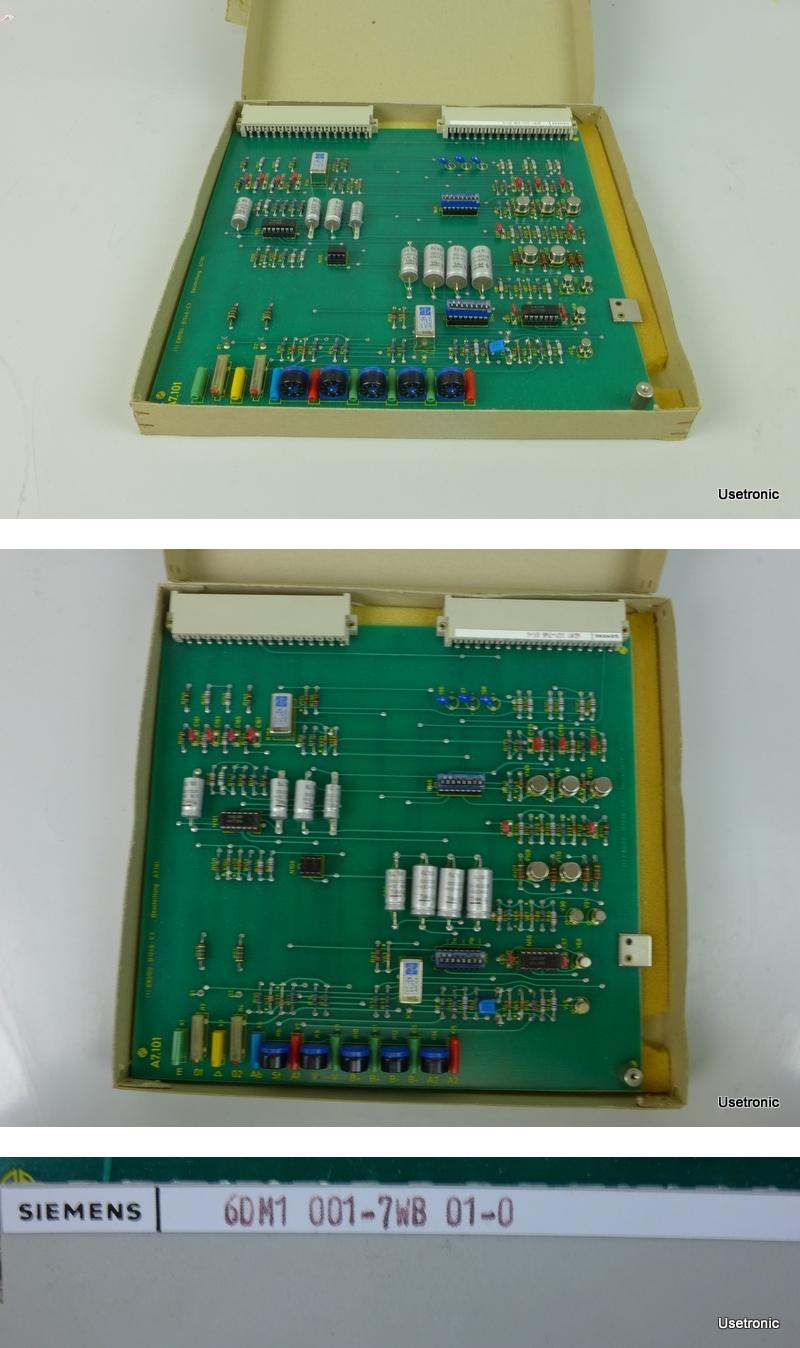 Siemens 6DM1001-7WB01-0