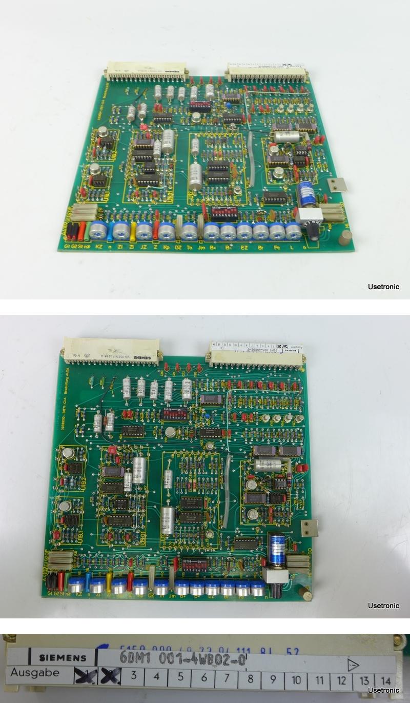 Siemens 6DM1001-4WB02-0