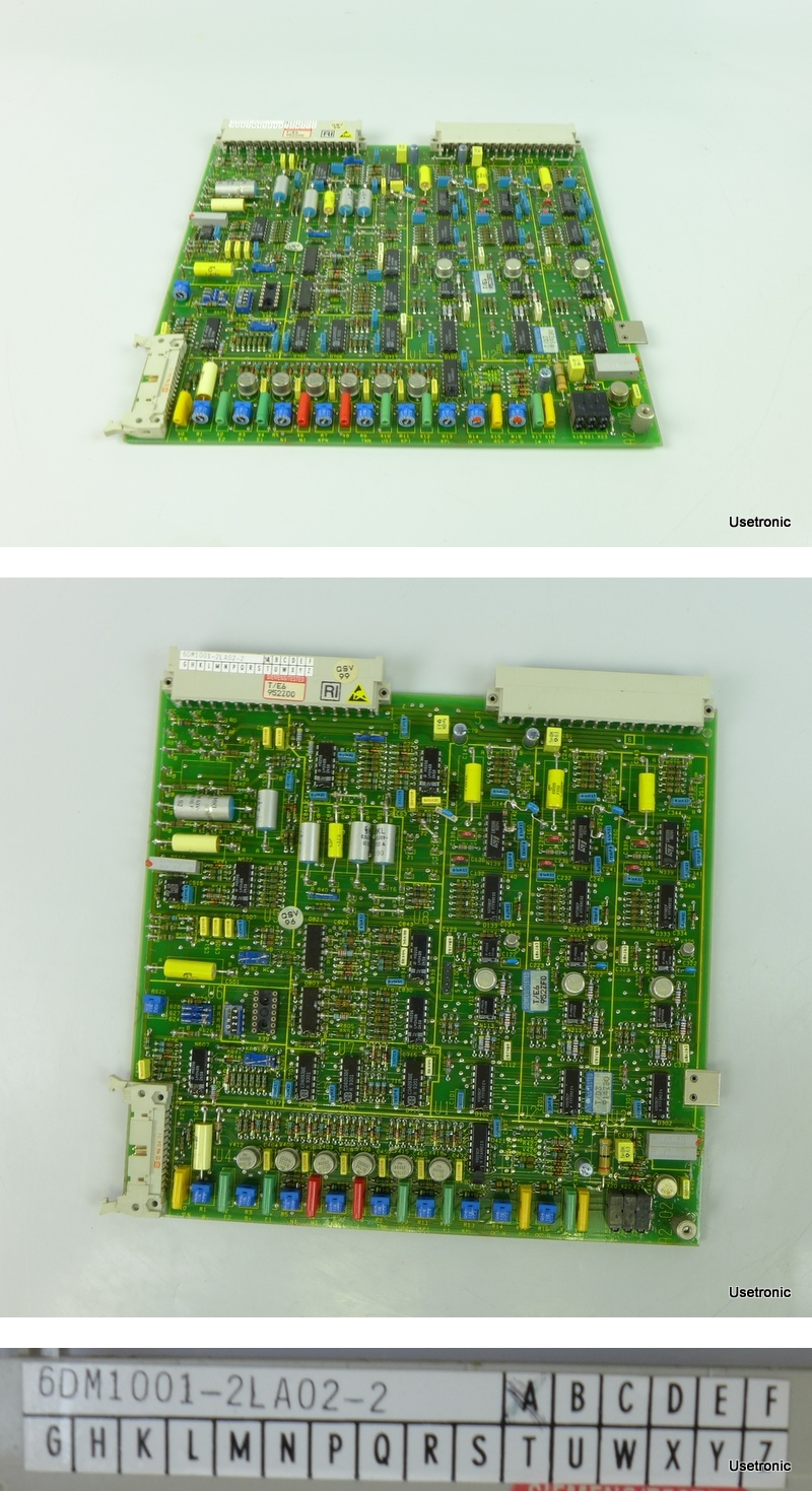 Siemens 6DM1001 2LA02 2
