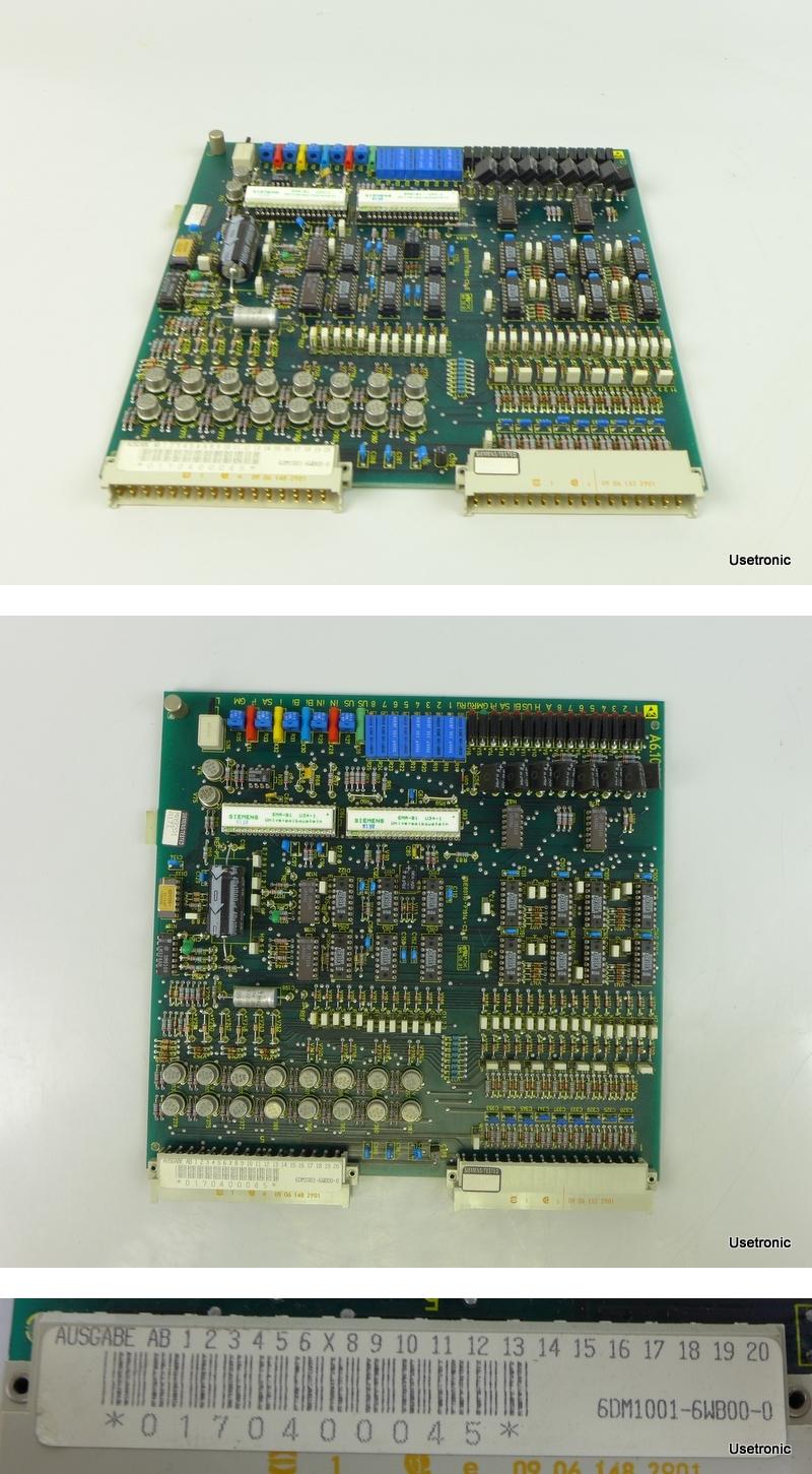 Siemens 6DM1001-6WB00-0