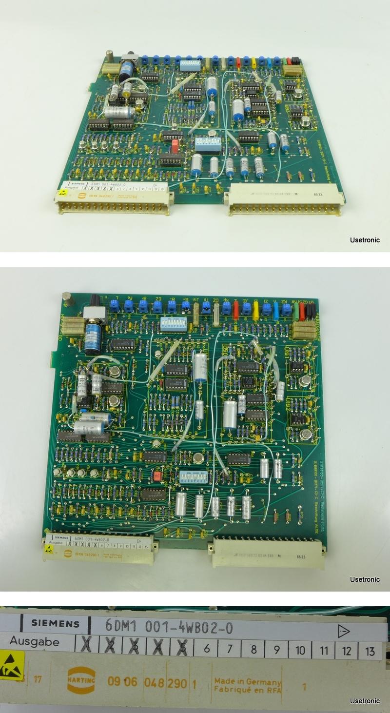 Siemens 6DM1001 4WB02 0
