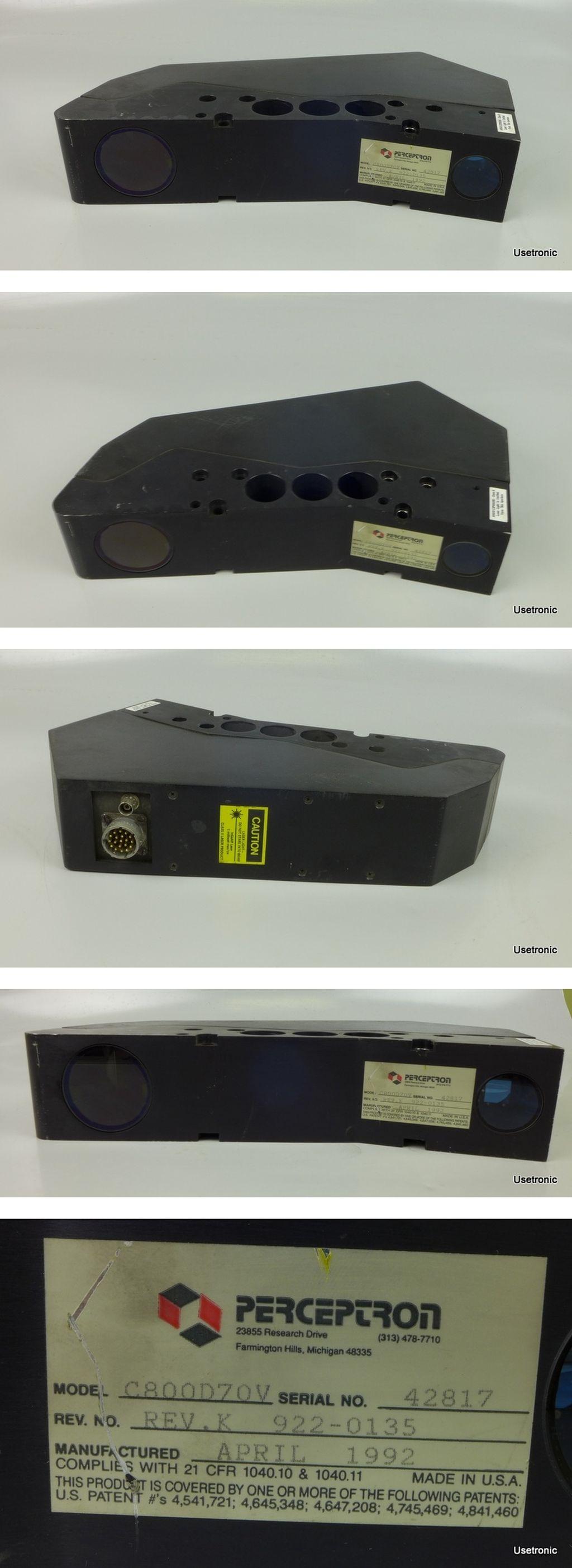 Scanner Perceptron C800D70V