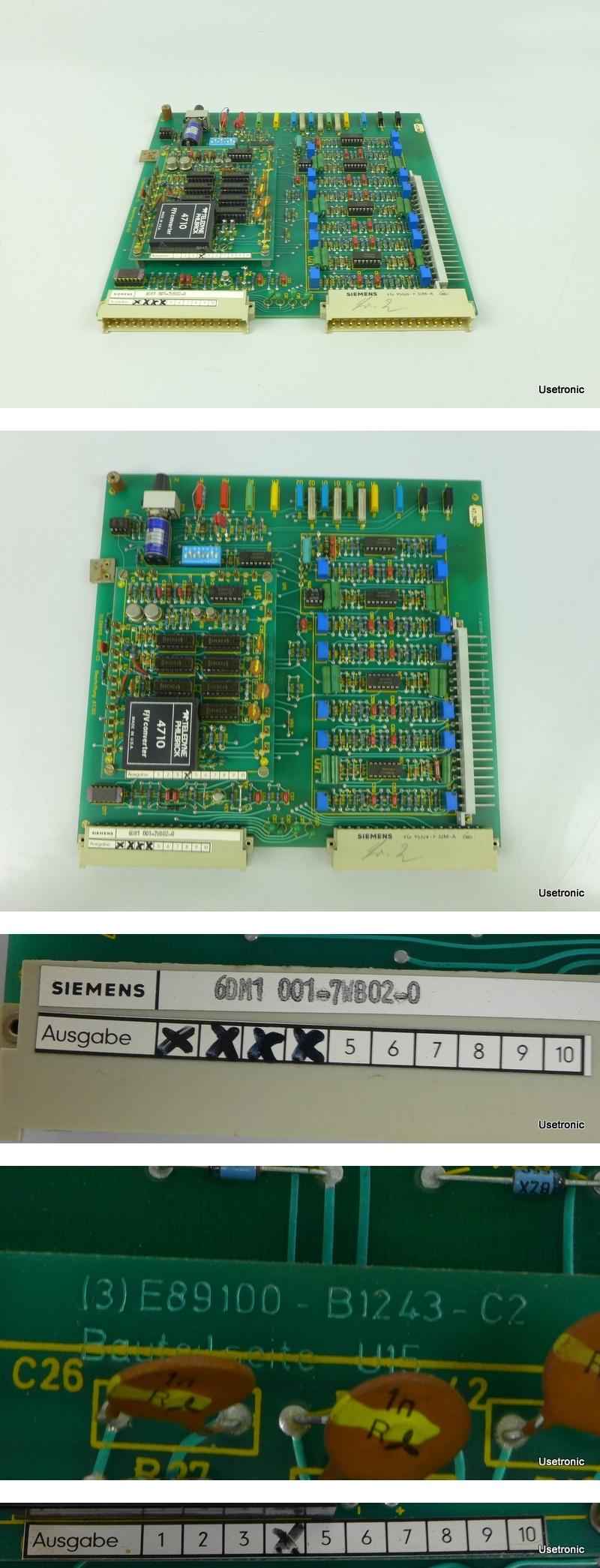 Siemens 6DM1001 7WB02 0