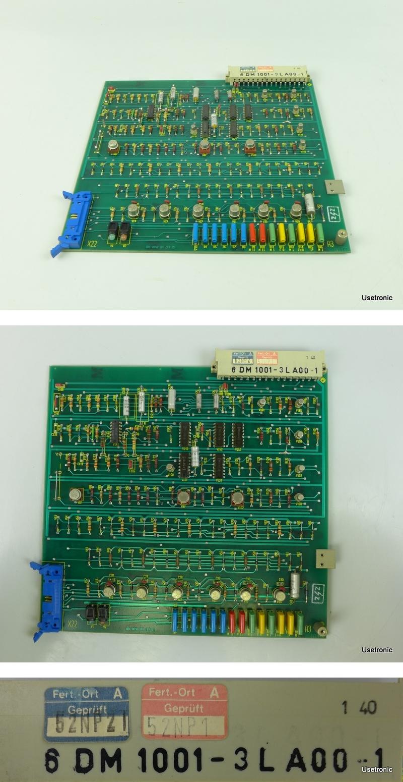Siemens 6DM1001 3LA00 1