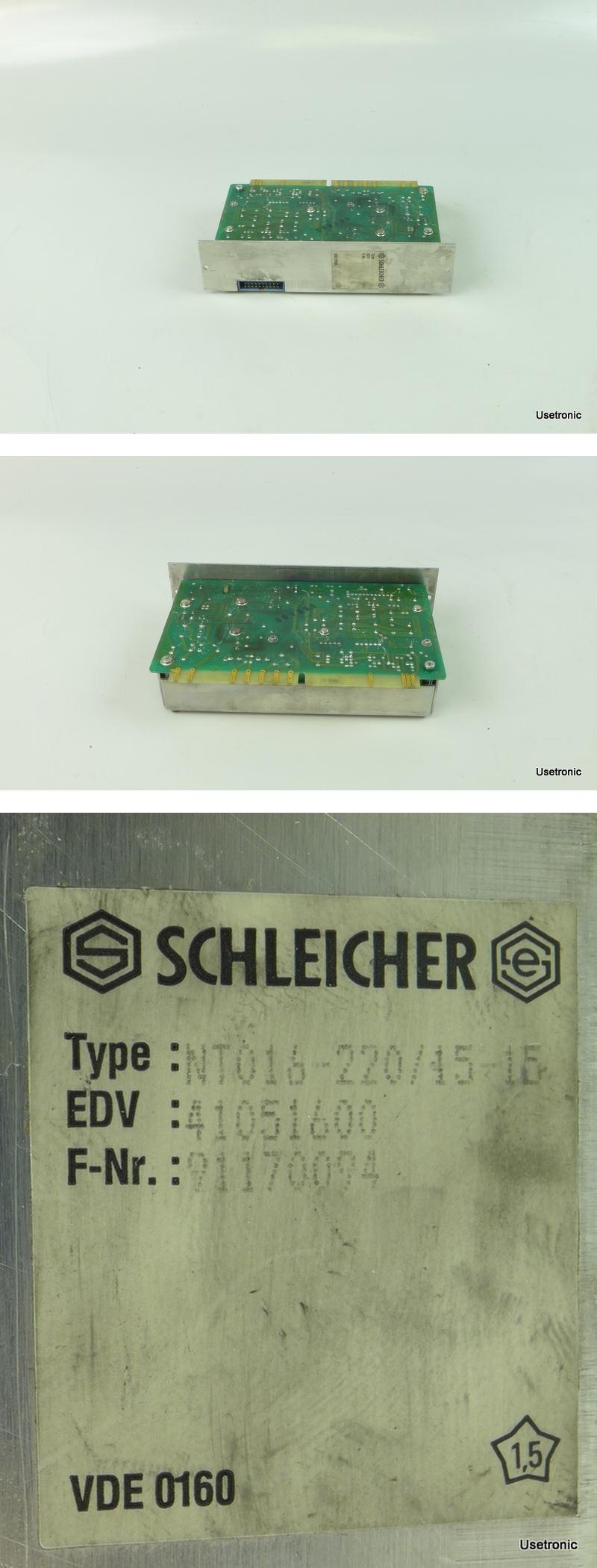 Schleicher Battenfeld NT016-220