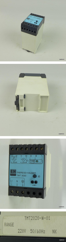 Endress Hauser TMT 2020-W-01