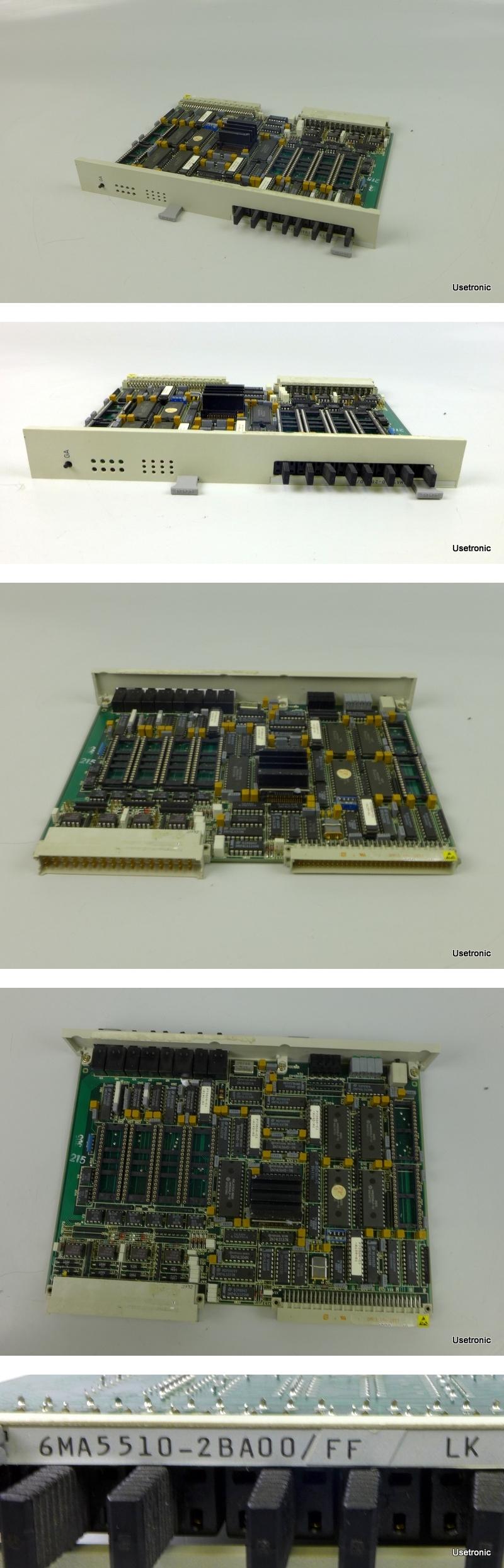 Siemens 6MA5510-2BA00