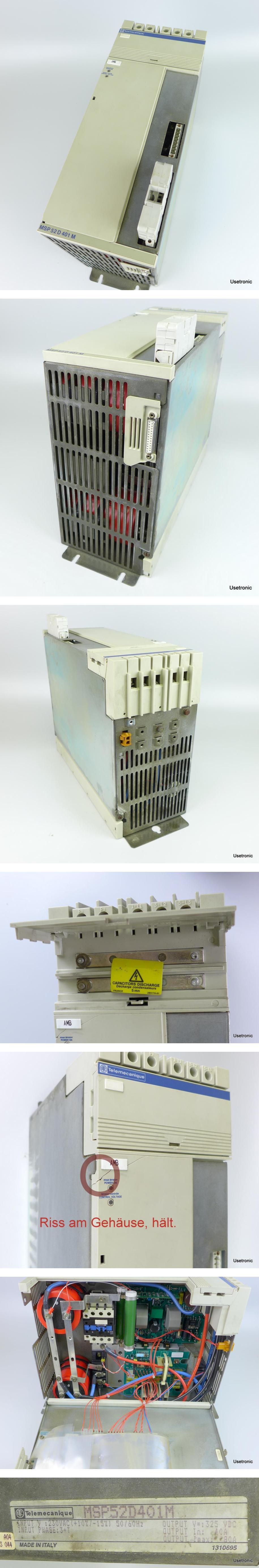 Telemecanique MSP52D401M