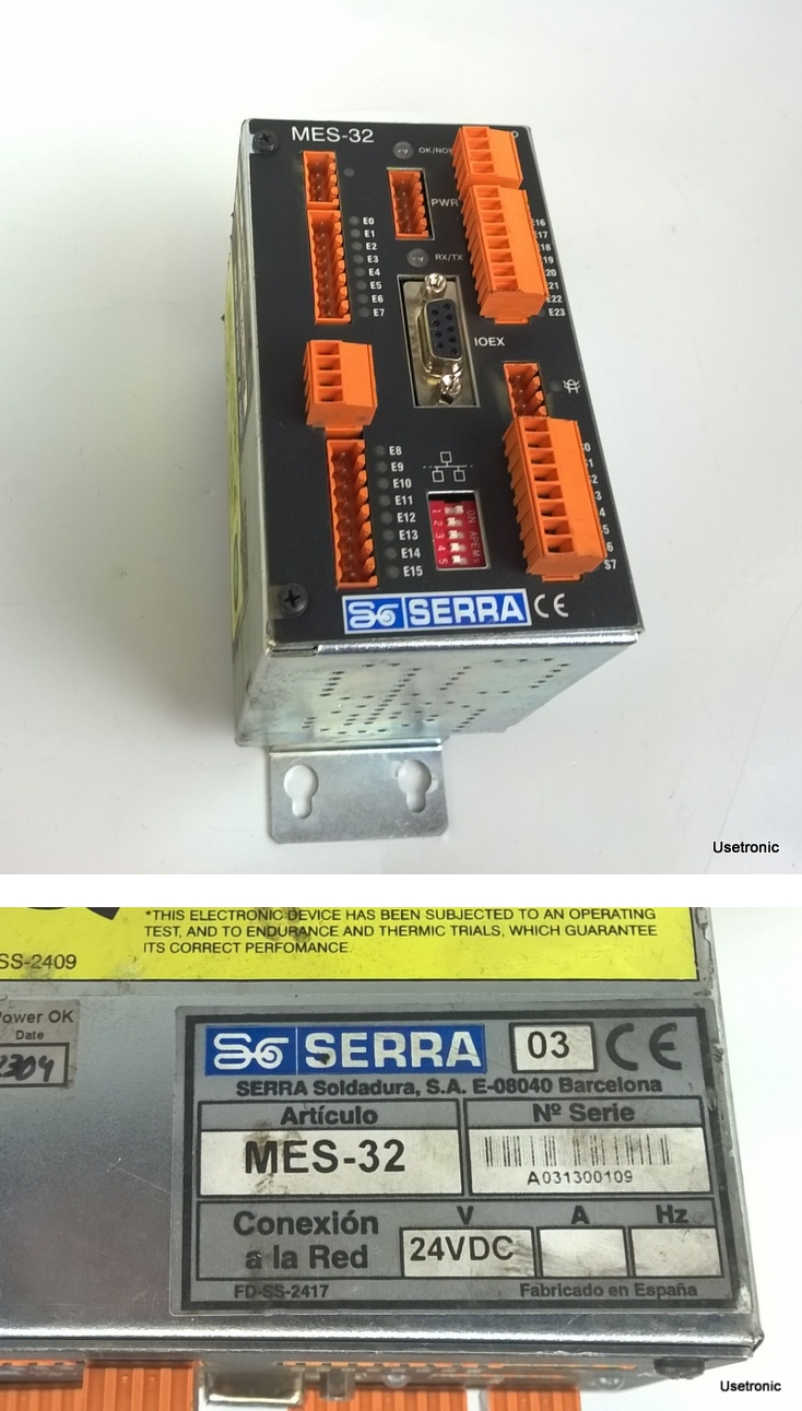 Serra MES-32 MES32