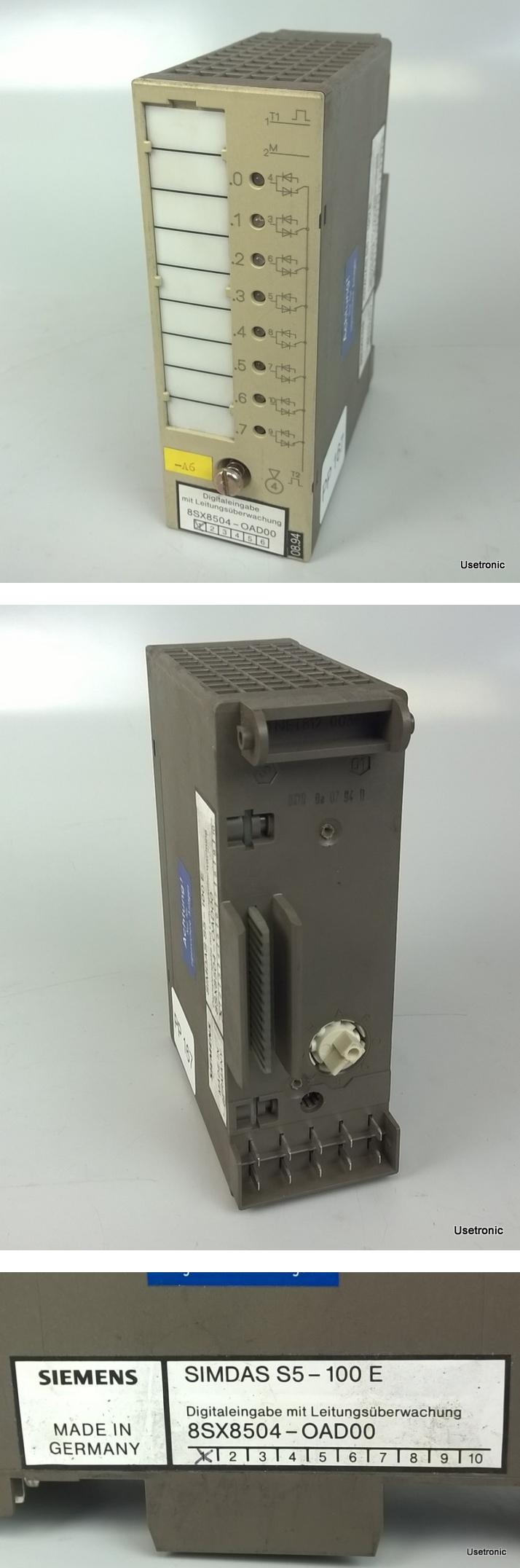 Siemens 8SX8504-OAD00
