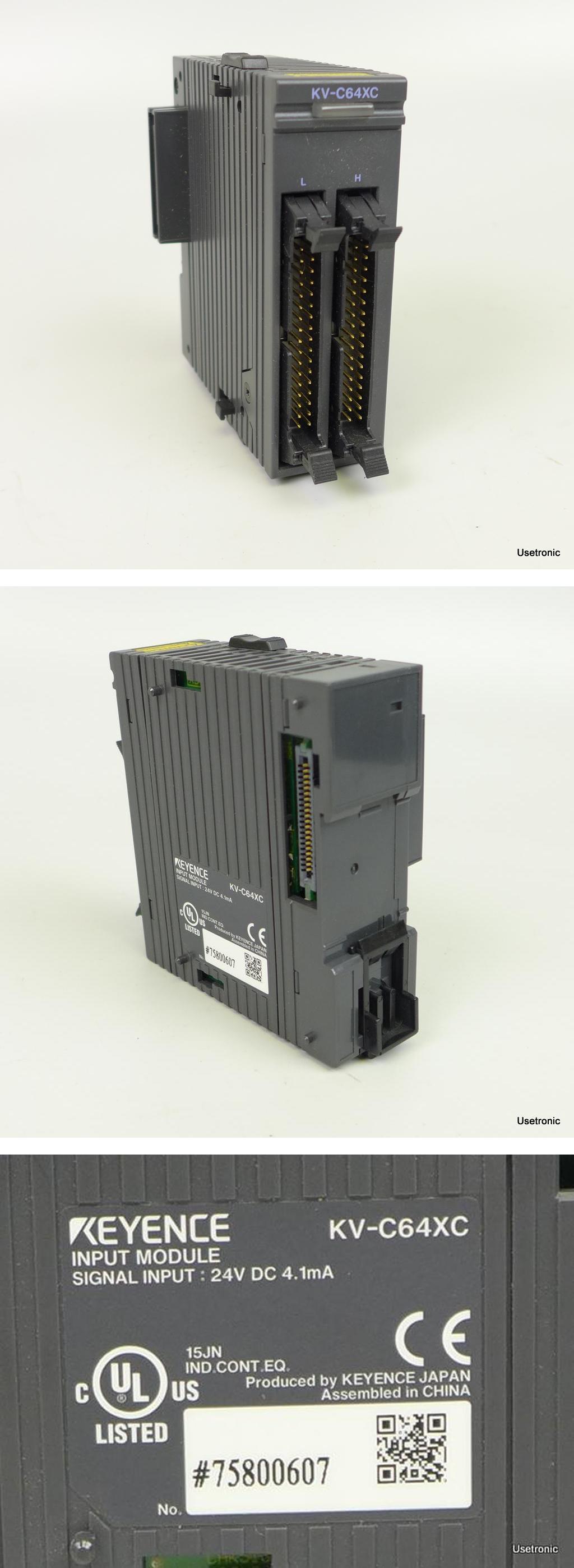 Keyence KV-C64XC