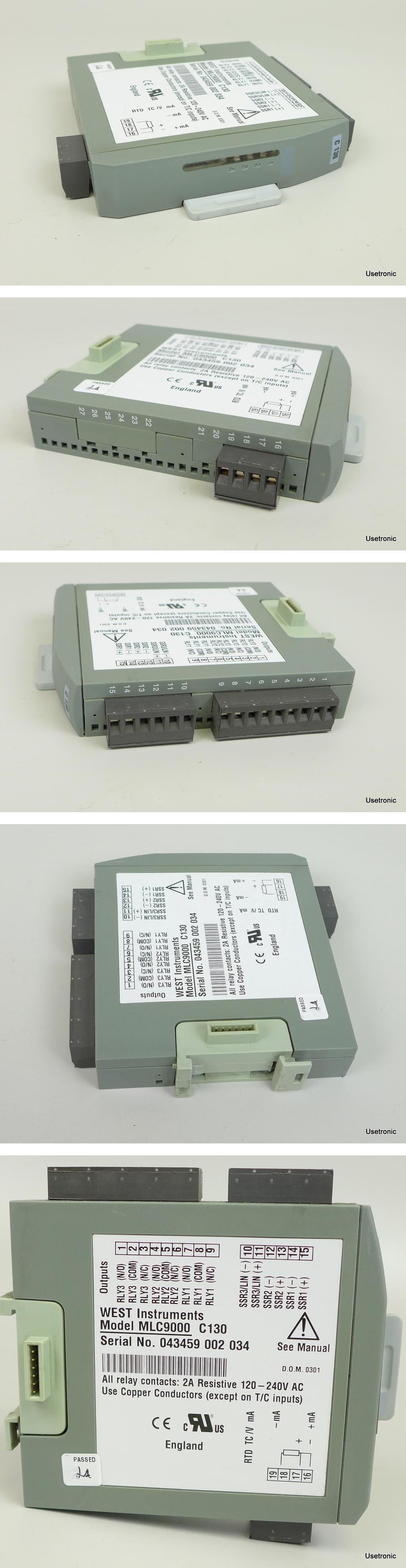 West Instruments MLC9000 C130