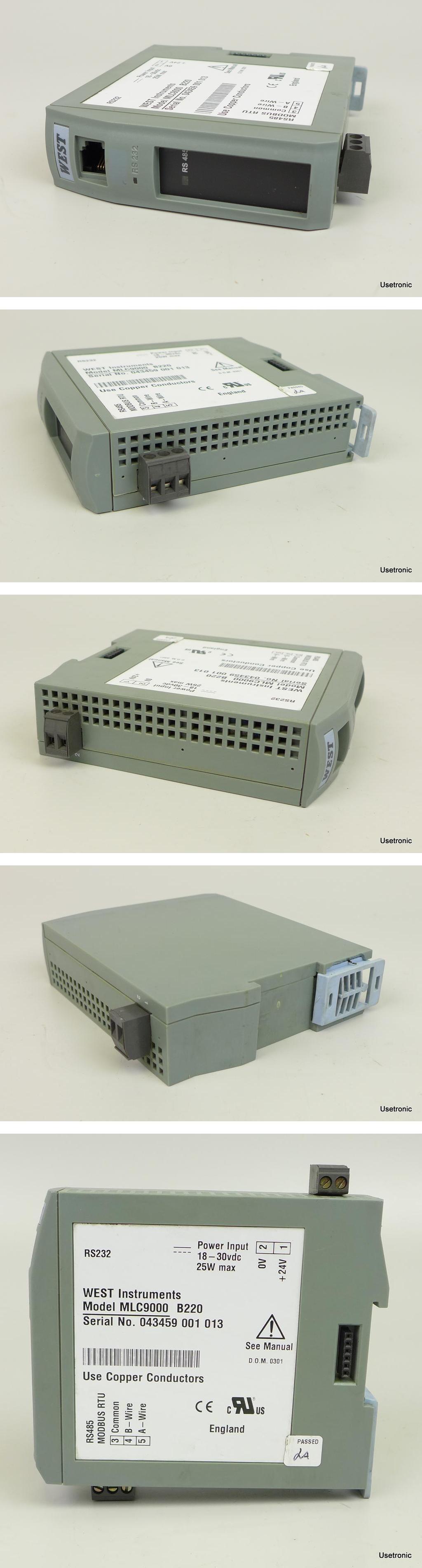 West Instruments MLC9000 B220