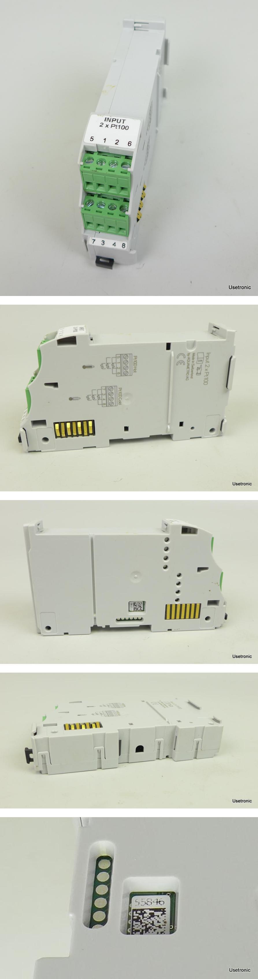 Aquametro Input 2x PT100