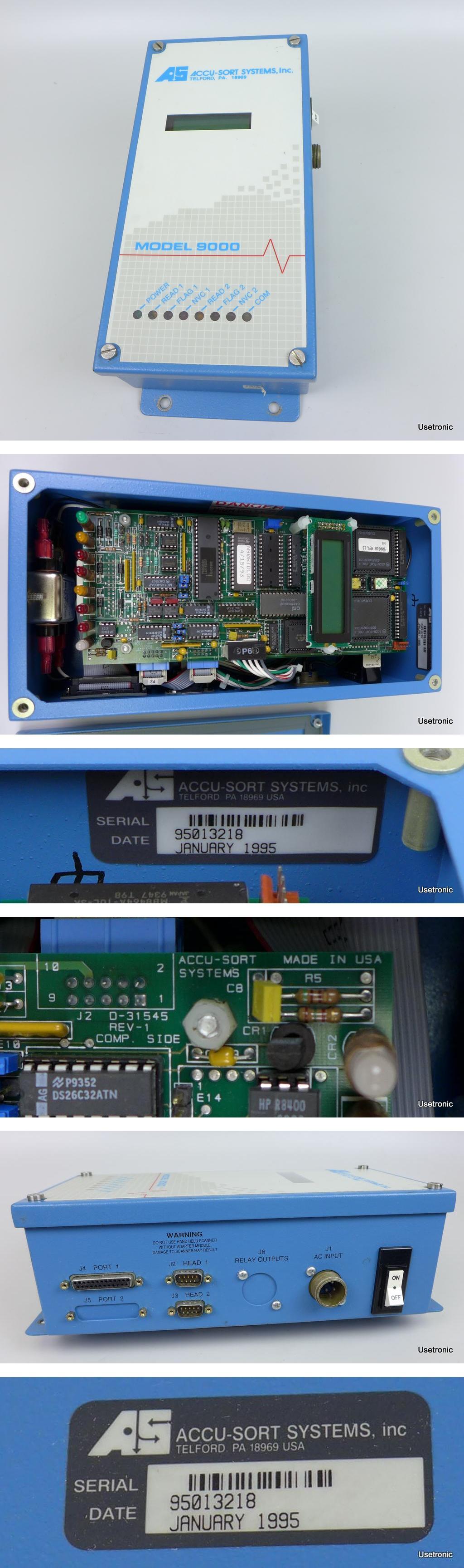 Accu Sort Modell 9000