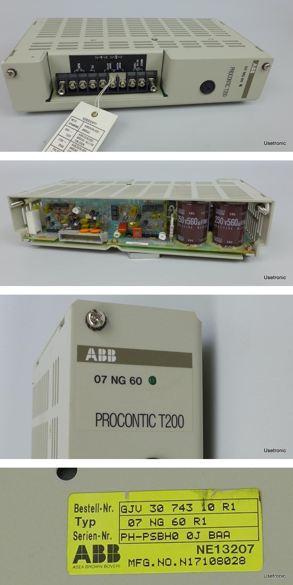 ABB Procontic T200 07NG60