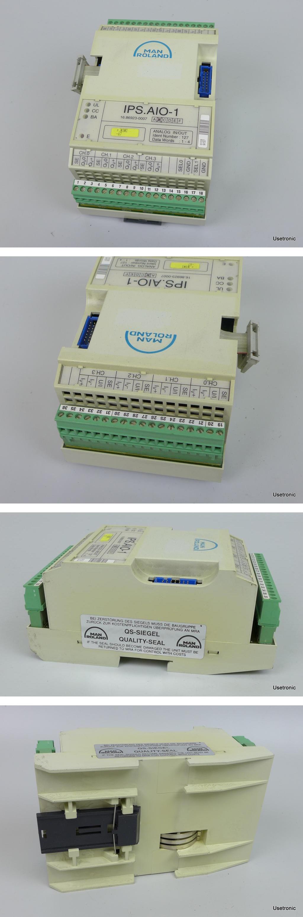 MAN Roland IPS.AIO-1 ai0-1 16.86923