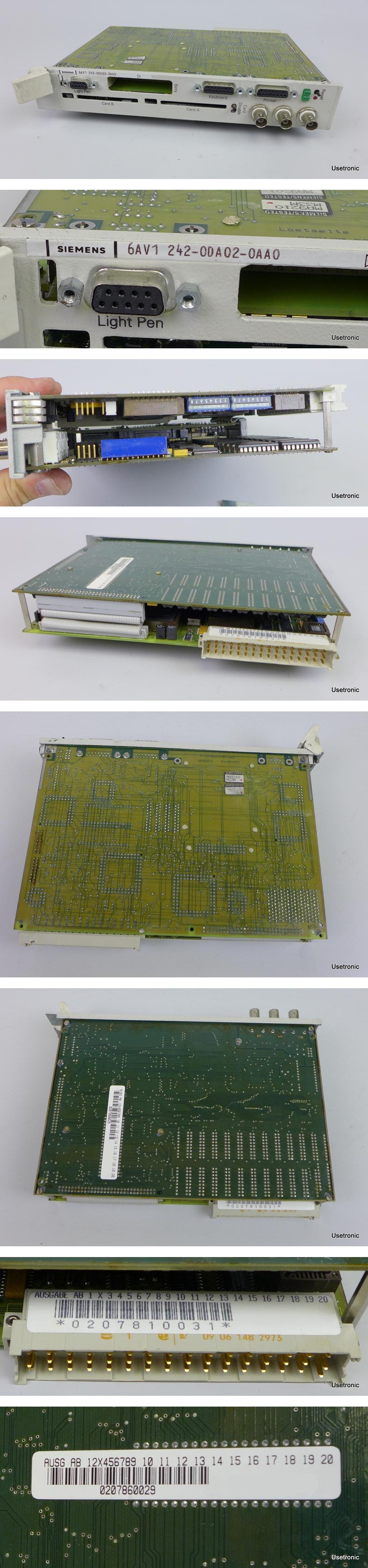 Siemens 6AV1242-0DA02-0AA0