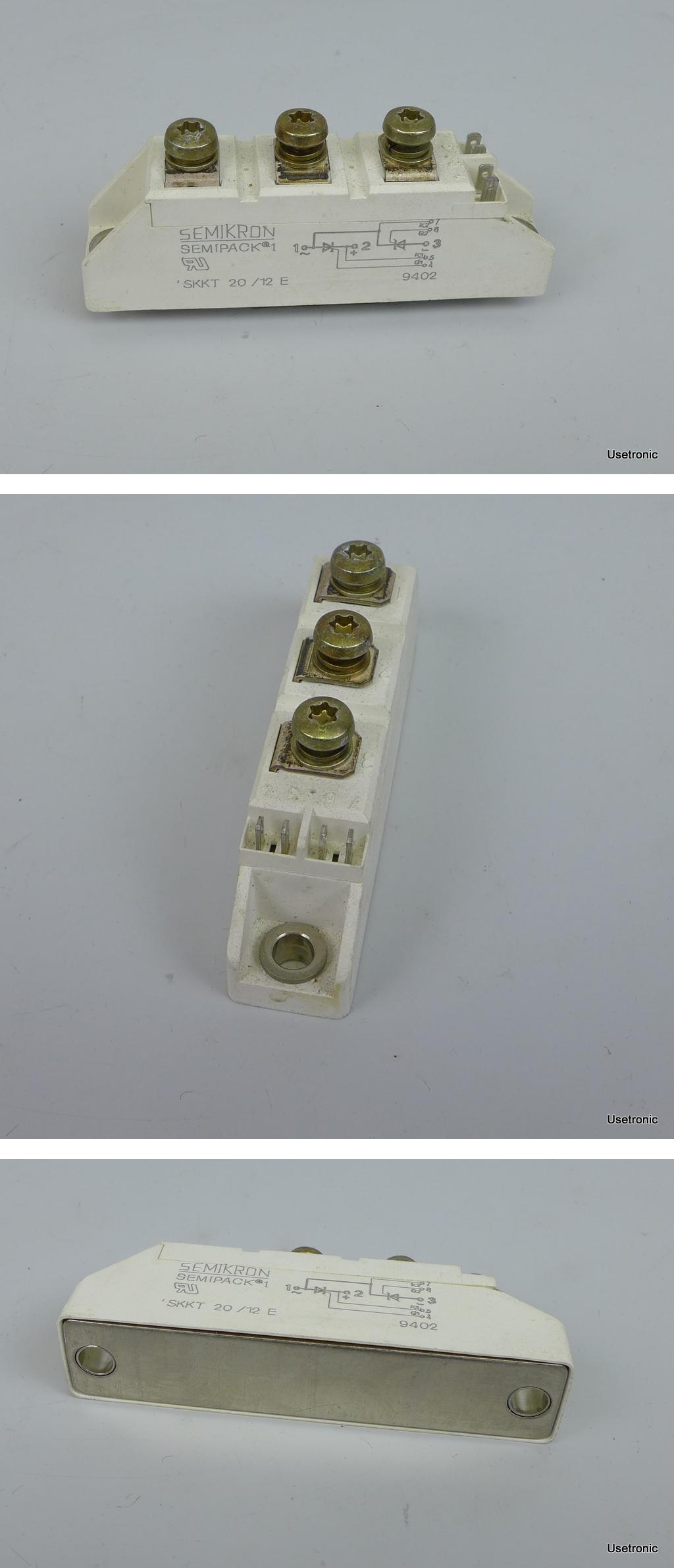 Semikron Semipack 1 SKKT20/12