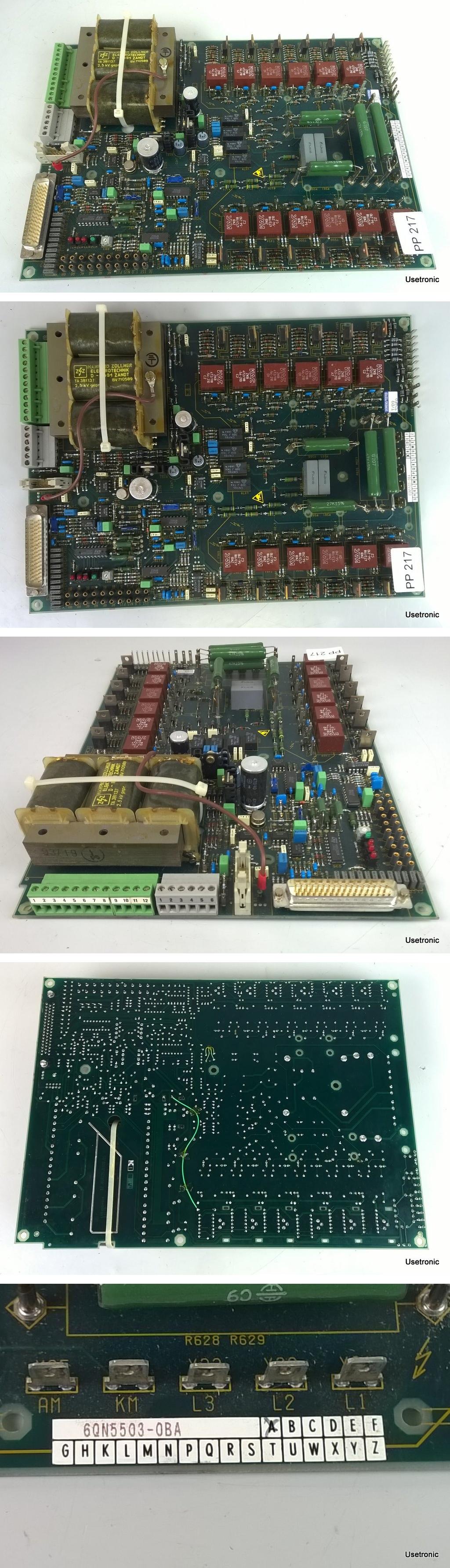 Siemens 6QN5503-0BA