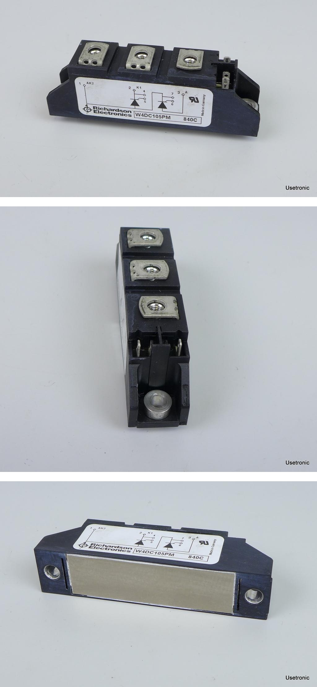 PP2185 Insulated gate bipolar transistor IGBT W4DC105PM 840 C