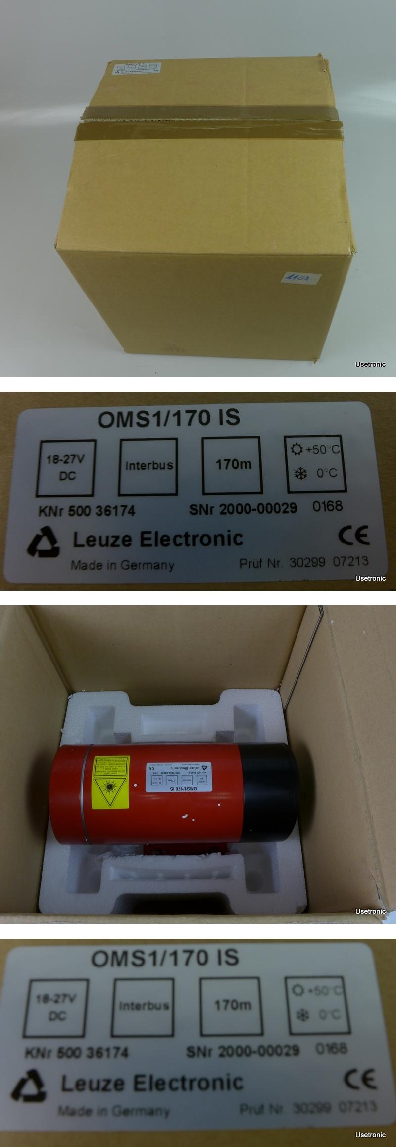 Leuze OMS1/170 IS