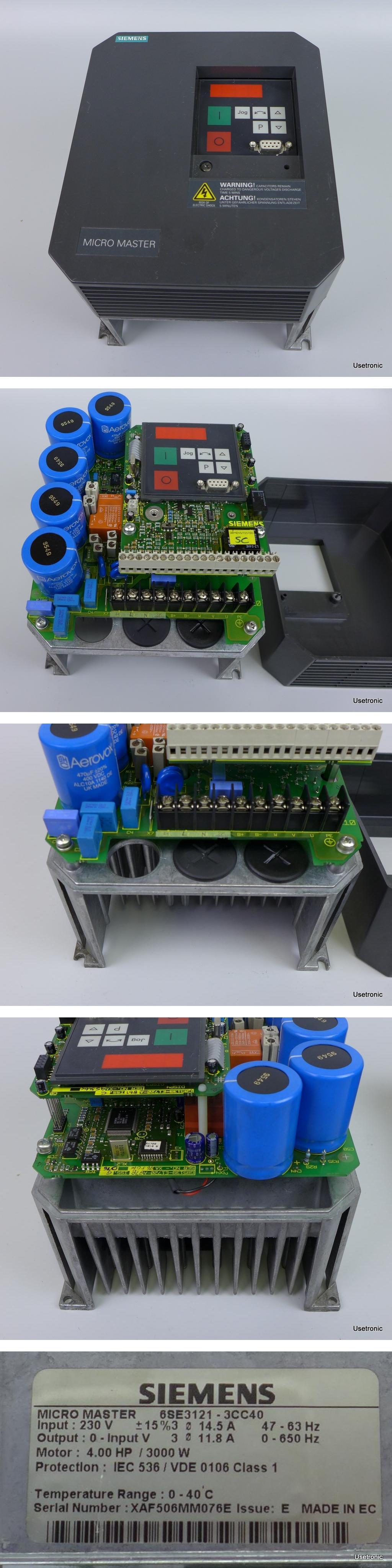 Siemens 6SE3121-3CC40