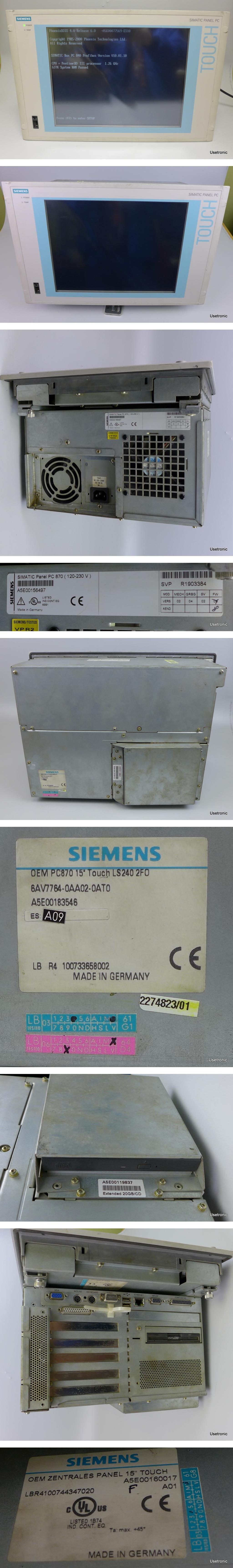 Siemens 6AV7764-0AA02-0AT0