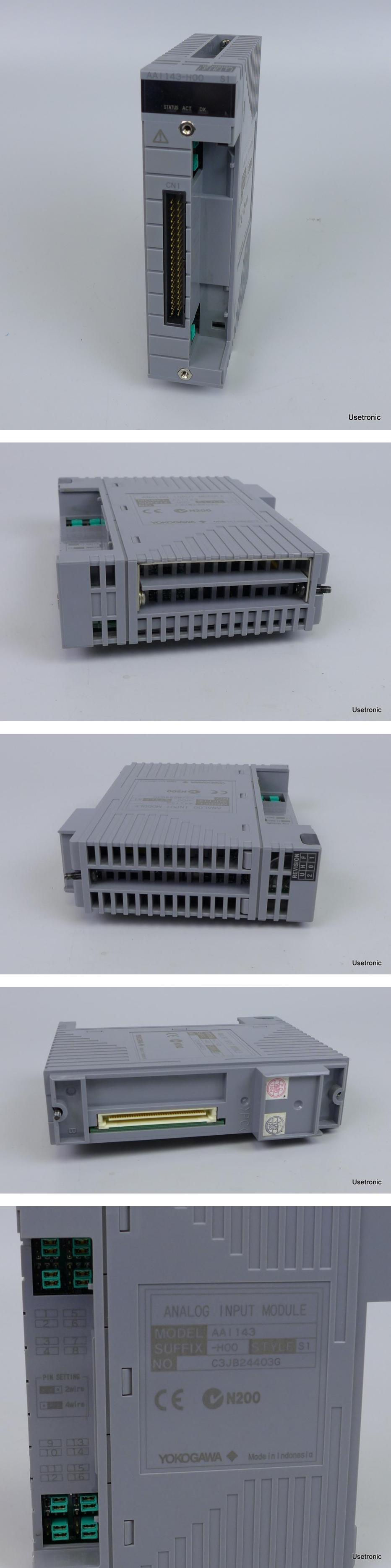 Yokogawa AAI 143-H00 S1