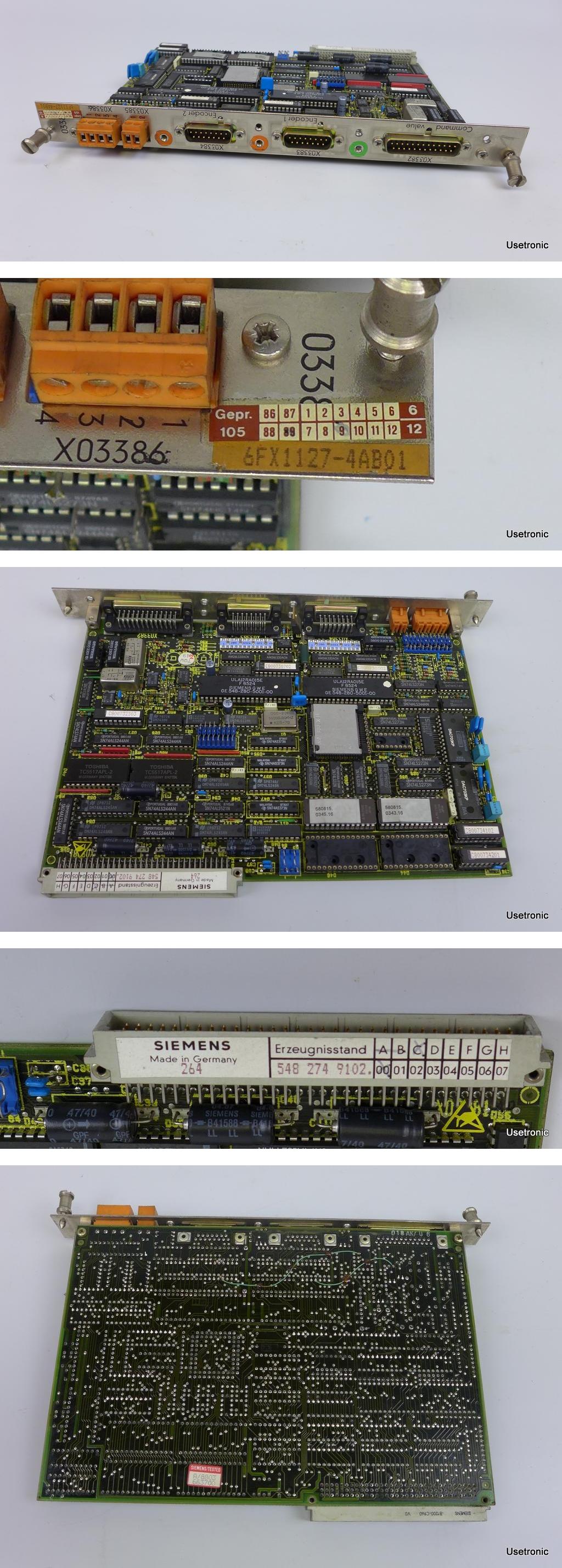 Siemens 6FX1127-4AB01
