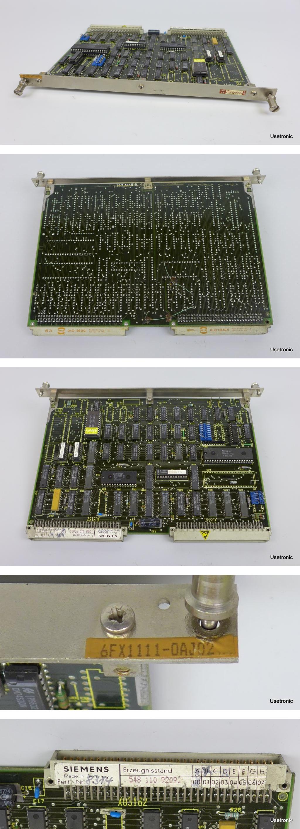 Siemens 6FX1111-0AJ02