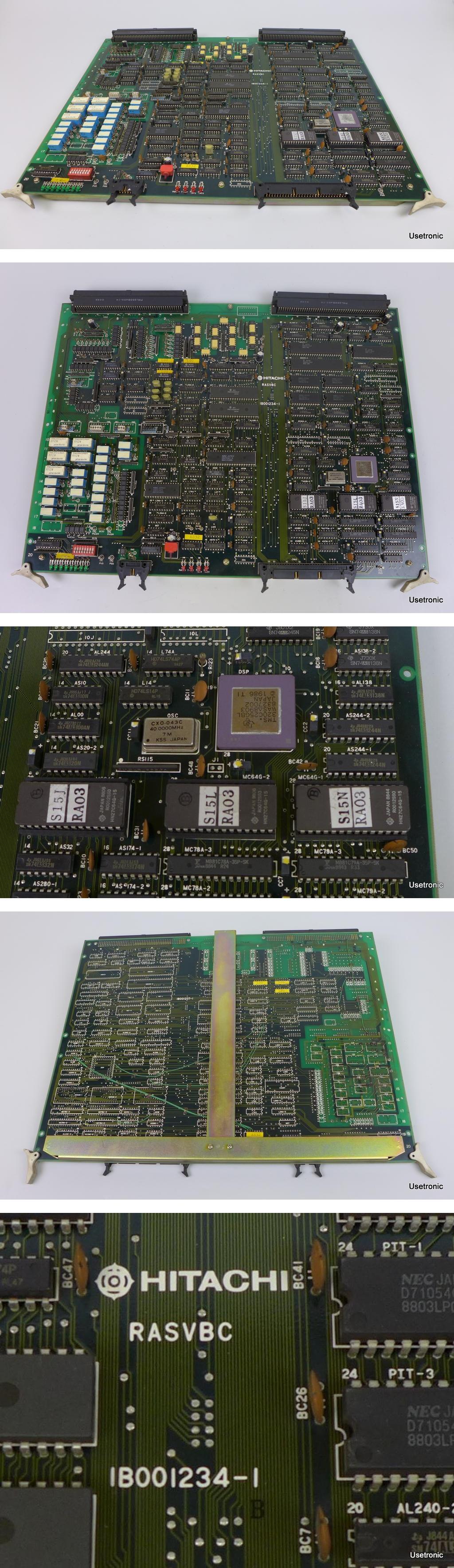 Hitachi RASVBC IB00I234-I 1B001234-1
