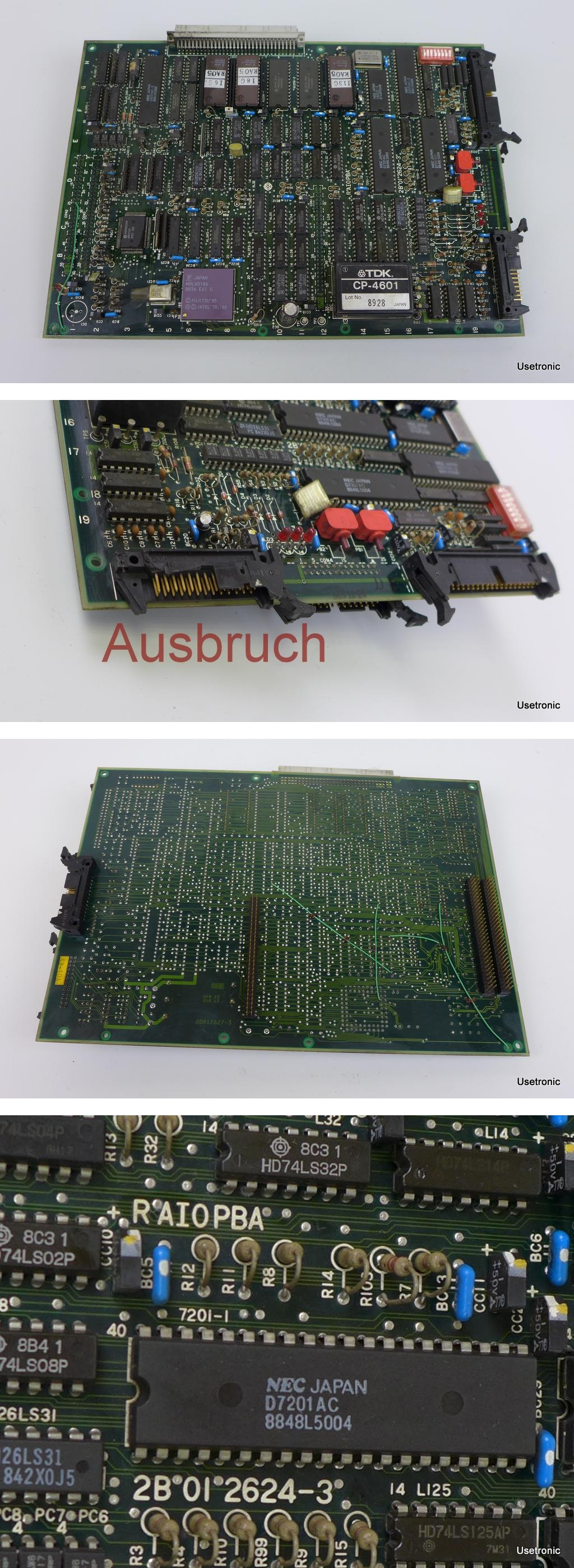 Hitachi RAIOPBA RAI0PBA 2B012624-3