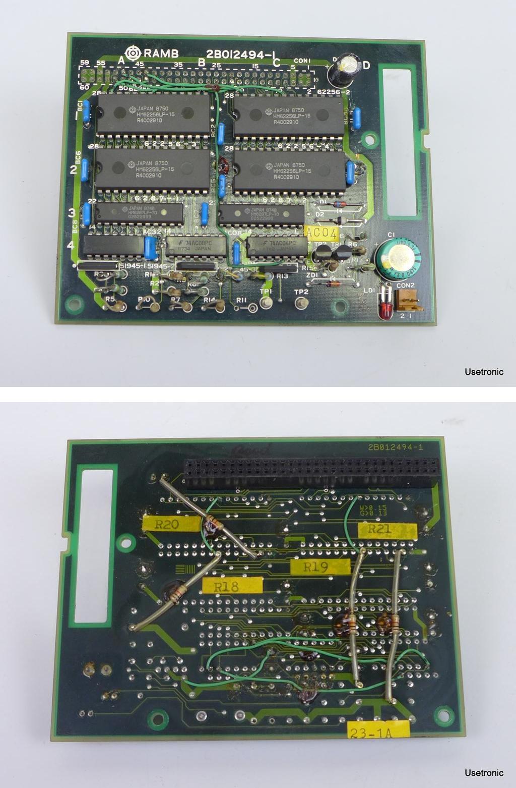 Hitachi RAMB 2BOI2494-I 2bo1294-1