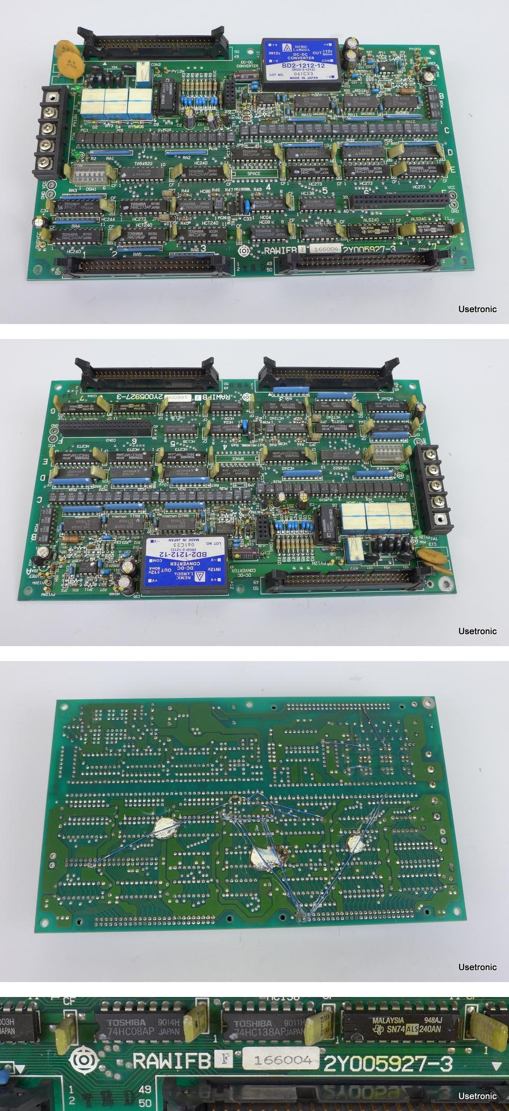 Hitachi RAWIFB F 166004 2Y005927-3