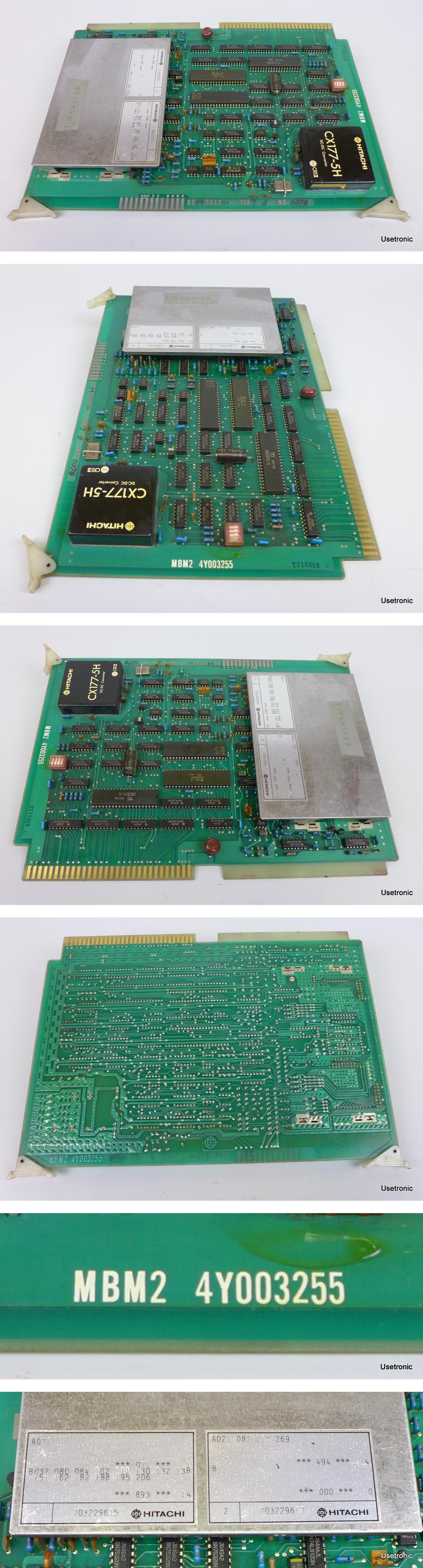 Hitachi MBM2 4Y003255