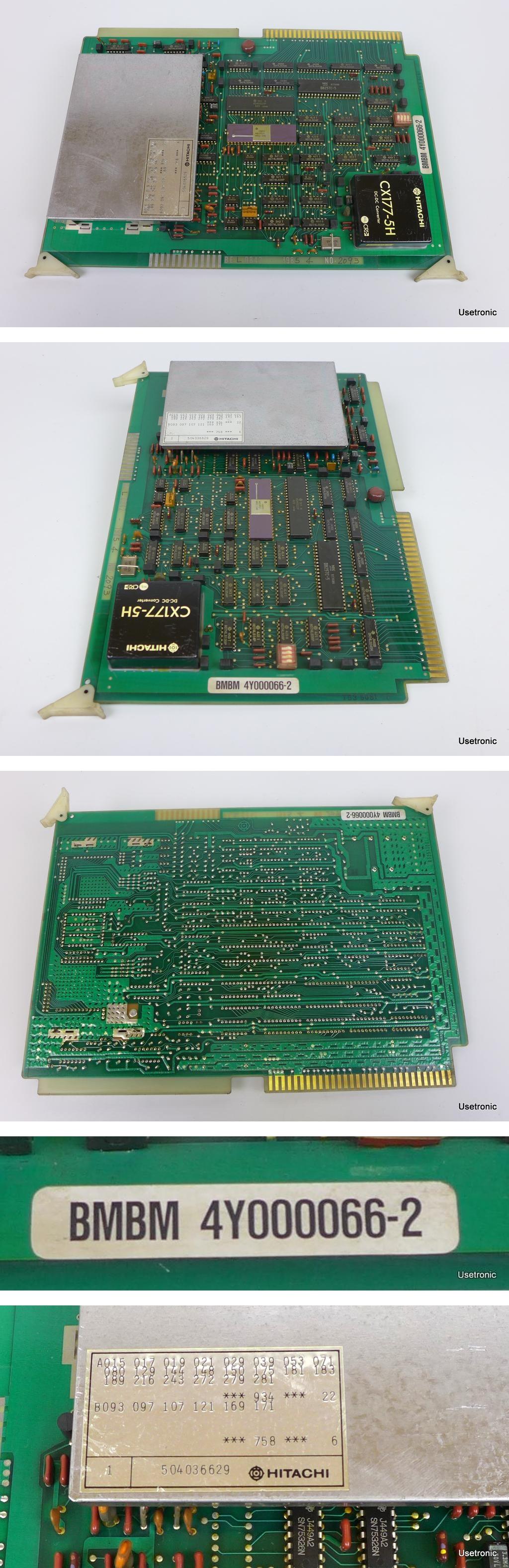 Hitachi BMBM 4Y000066-2