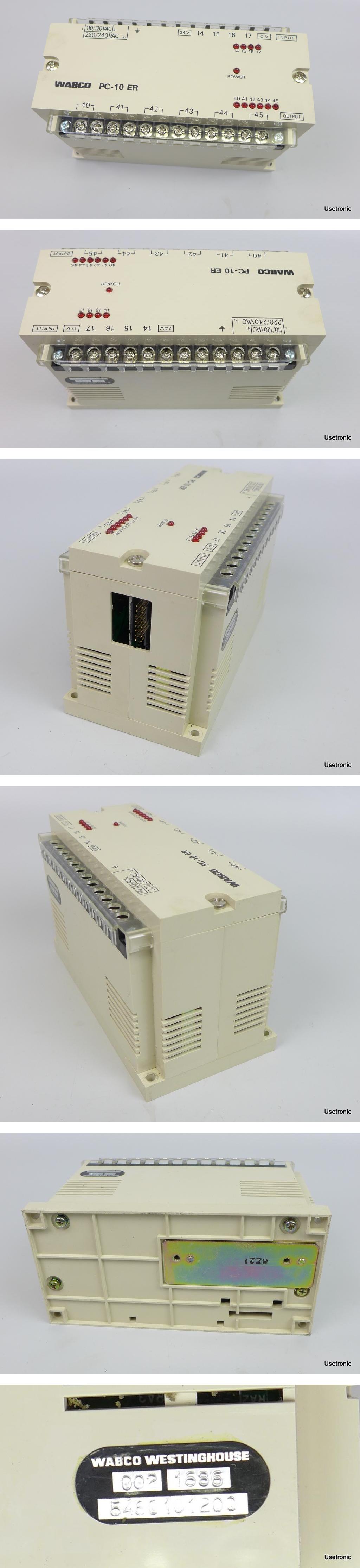 Westinghouse Wabco PC 10 ER
