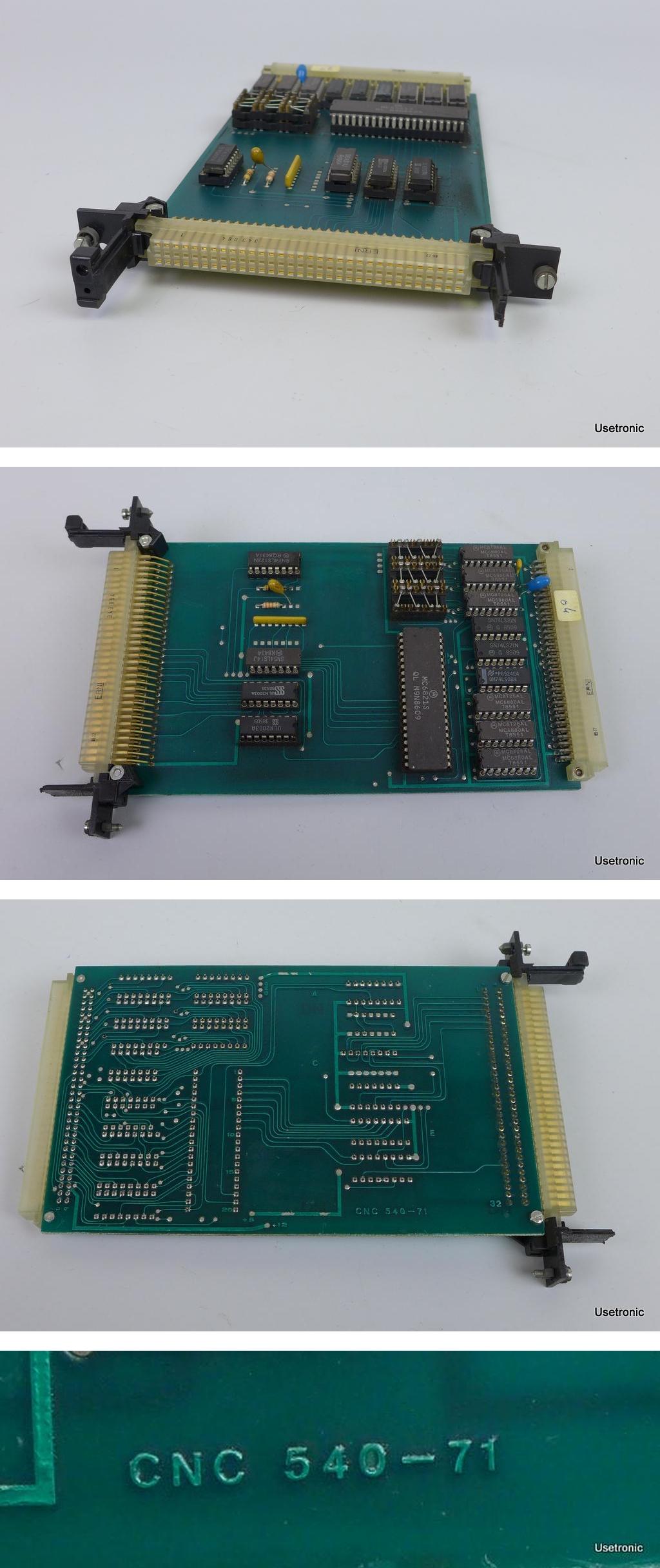 Schwarze Wirtz CNC 540-71
